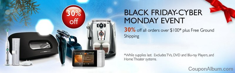 philips cyber monday event