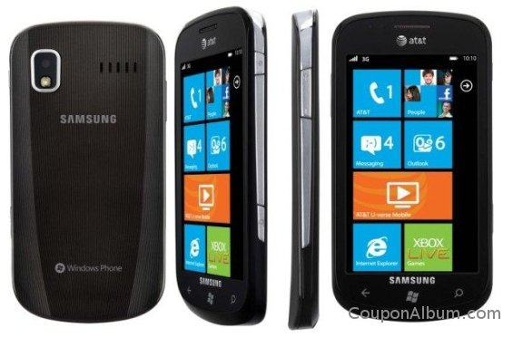 samsung focus s at at-t wireless