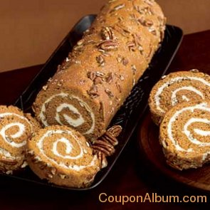 signature pumpkin roll