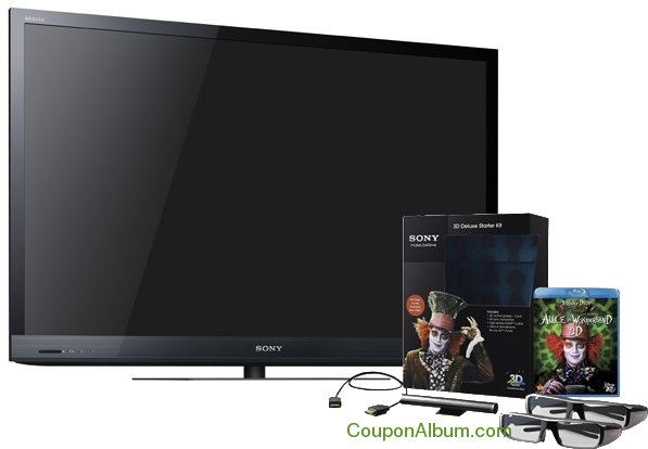 sony 3d led hdtv