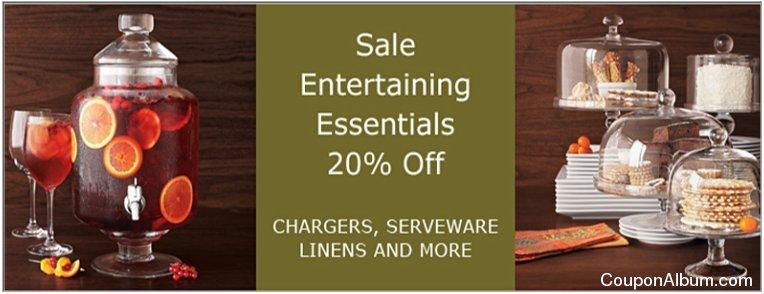 sru la table holiday entertaining sale