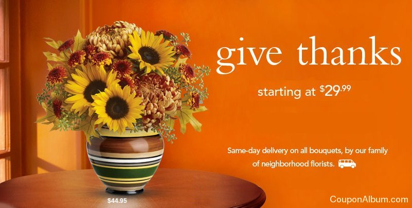 teleflora thanksgiving flowers