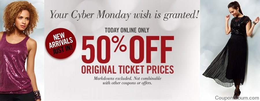 the limited cyber monday