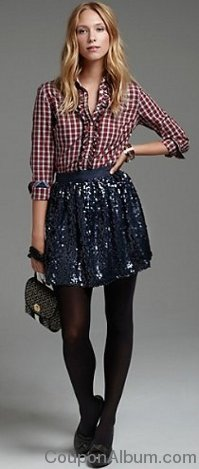 tommy hilfiger holiday look