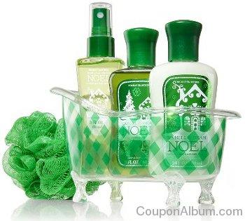 Bath & Body Works Signature Collection Mini Splish Splash Gift Set