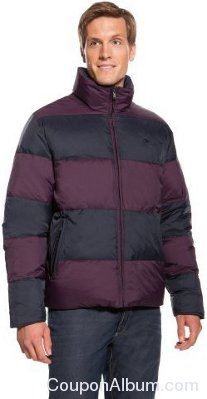 Lacoste Reversible Down Jacket