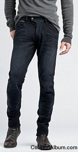 Lucky Brand Moto Jeans