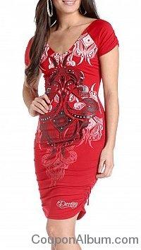 Open Heart Dress