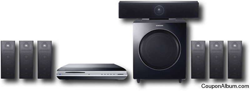 Samsung 7.1 Channel Home Theater System