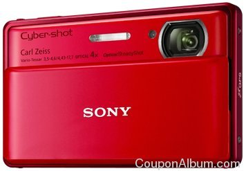 Sony Cyber-shot TX100V digital camera