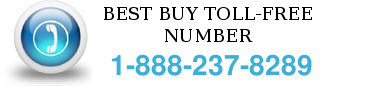 best buy toll free number