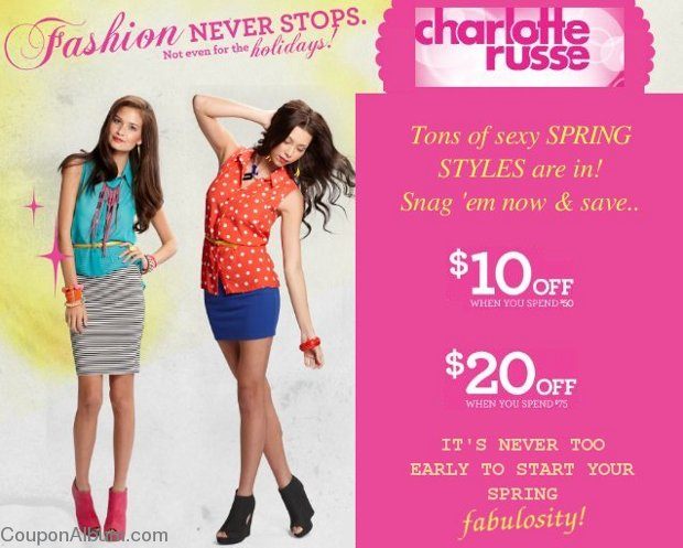charlotte russe clothing