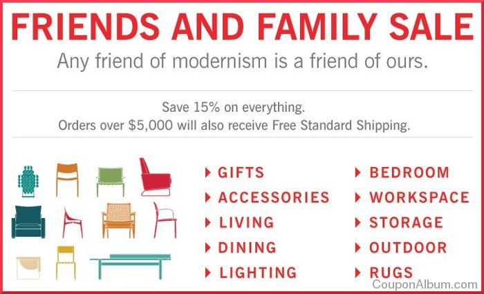 dwr friends and family sale