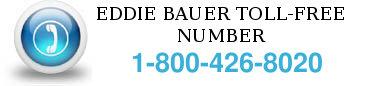 eddie bauer toll free number