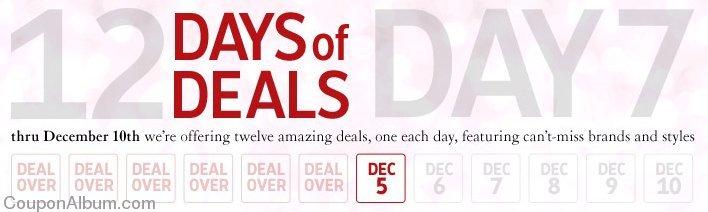 endless 12 days of deals