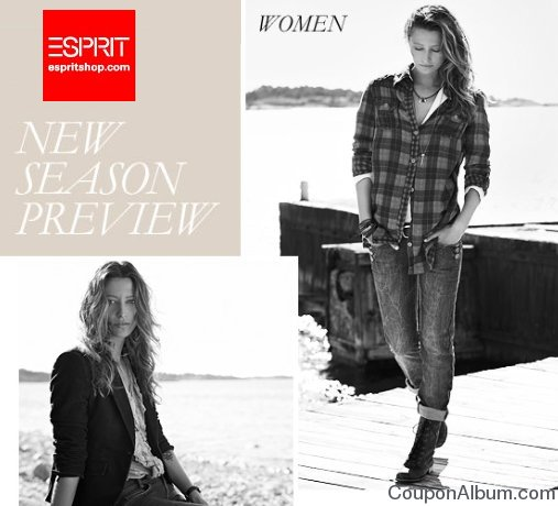 esprit friends and family