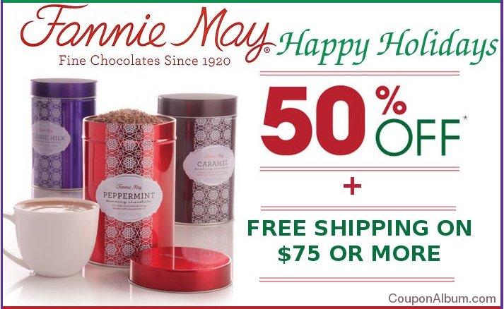 fannie may holiday savings