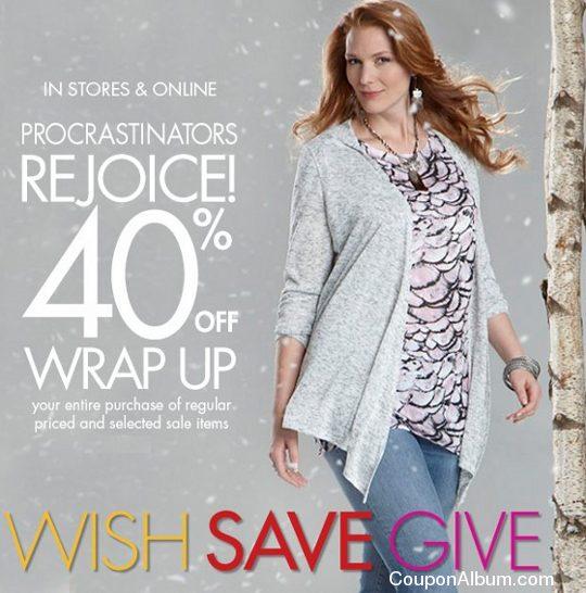 Fashion Bug Womens Plus Size Robe. www.fashionbug.us #FashionBug