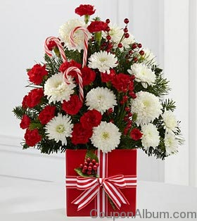 Flower Coupon on Ftd Christmas Flowers   Gifts  20  Off    Online Shopping Blog