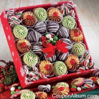 holidaycookiewreath