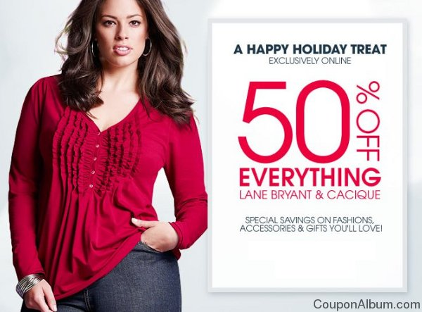 lane bryant holiday savings