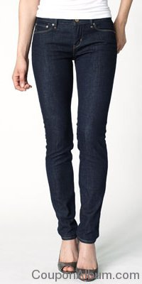 levis Modern Demi Curve Skinny Jeans