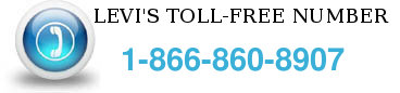 levis toll free number