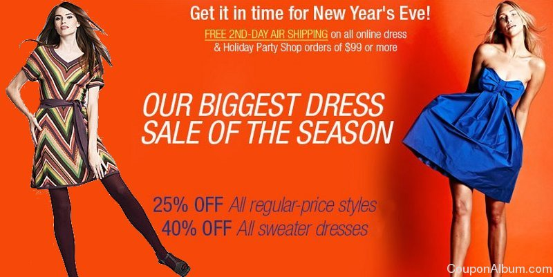 lord and taylor dress sale