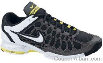 nike zoom breathe 2k11 mens tennis shoe