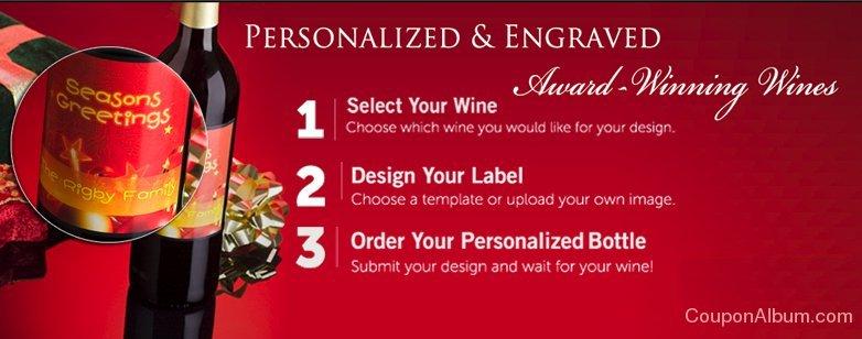 personal wine holiday savings