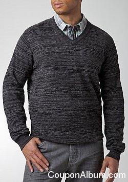 sean john line shift sweater
