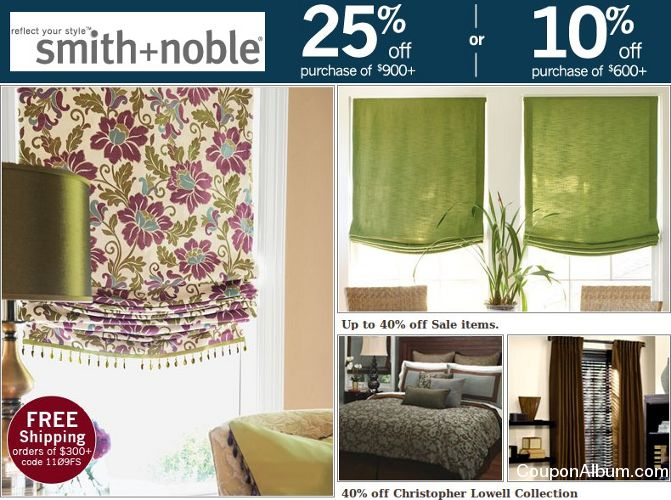 smith and noble coupons 25 off or 10 off online