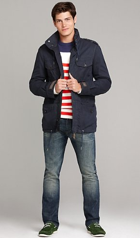 tommy spring outfit