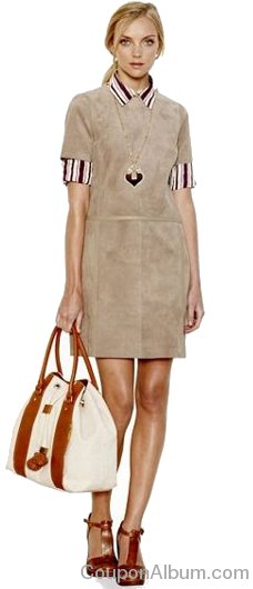 tory burch brady dress