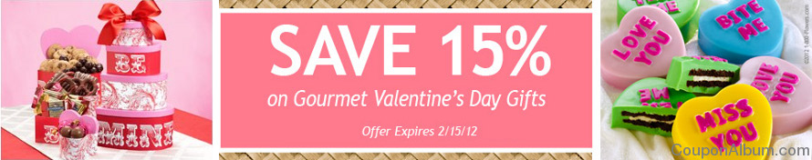 1800 baskets valentine gifts