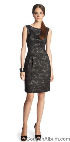 ak anne klein dress