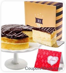 bake me a wish valentine cake