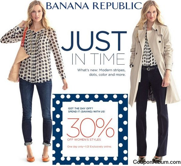 banana republic apparels