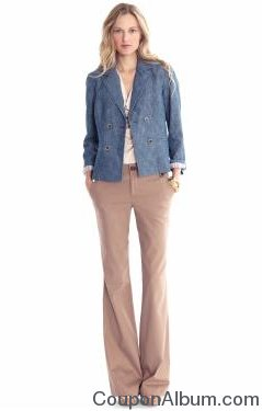 banana republic women outfit