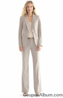 banana republic work outfit