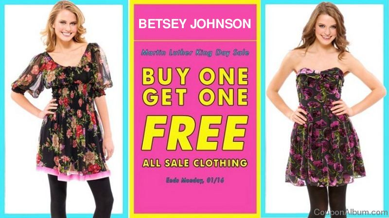 betsey johnson sale