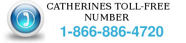 catherines toll free