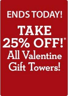 cheryls valentine offer