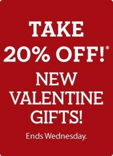 cheryls valentines day offer