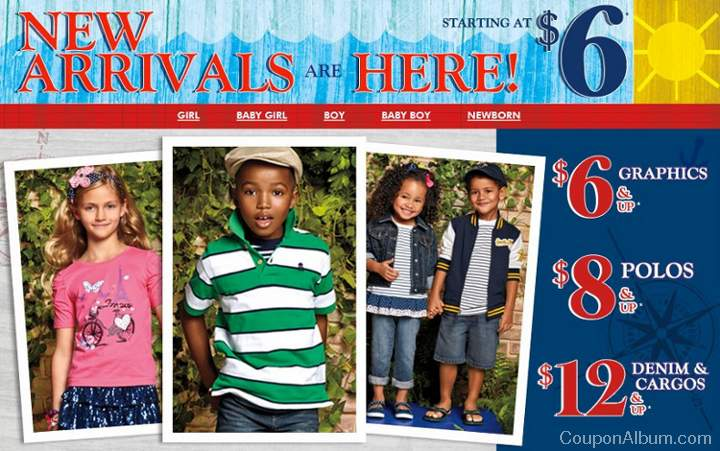 childrens place holiday weekend sale
