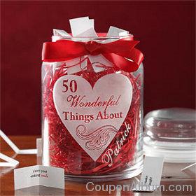customized valentine gift
