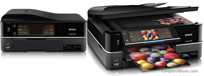 epson artisan 835 all-in-one printer