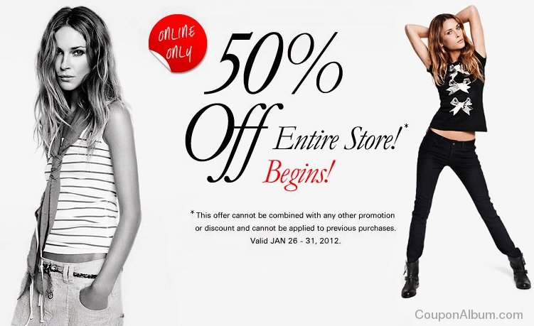 esprit online exclusive offer