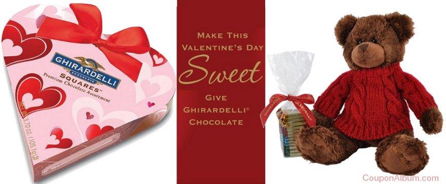 ghirardelli valentine chocolate gifts