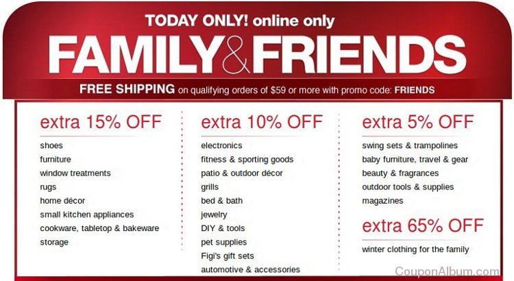 kmart-friends-and-family-event